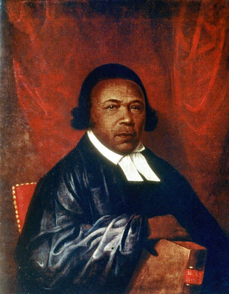 Wall Art - Painting - Absalom Jones (1746-1818) by Granger