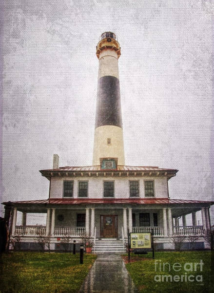 Absecon Lighthouse Art Print