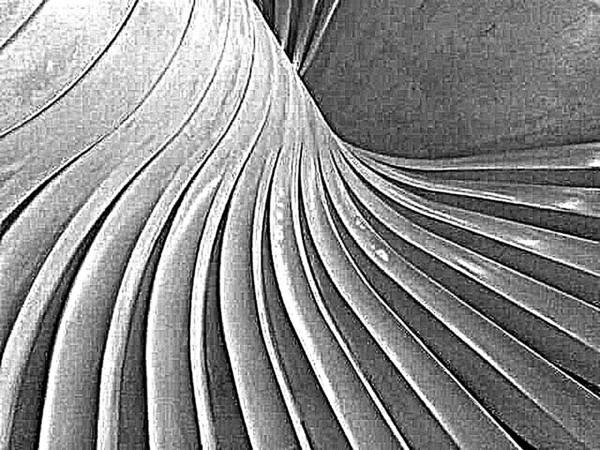 Photograph - Abstract - Spiral Grain by Richard Reeve