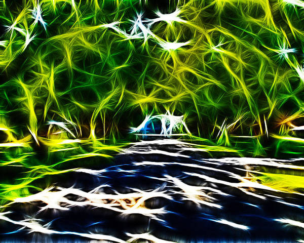 Abstract 011 Art Print