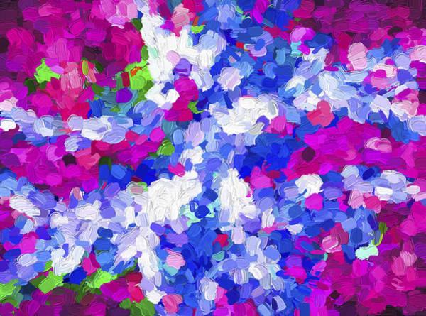 Digital Art - Abstract Series 02 by Carlos Diaz