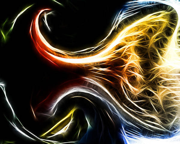 Abstract 021 Art Print