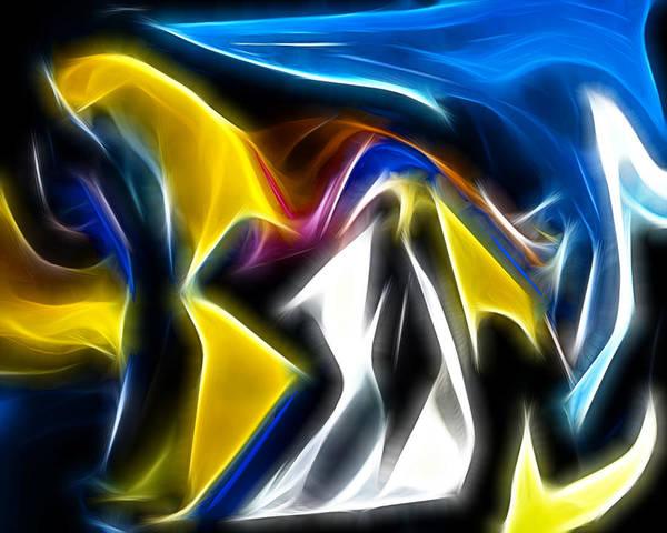 Abstract 029 Art Print
