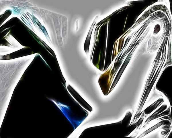 Abstract 030 Art Print