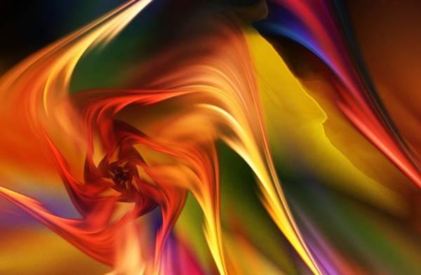 Wall Art - Digital Art - Abstract 031814 by David Lane