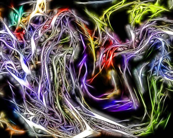 Abstract 034 Art Print