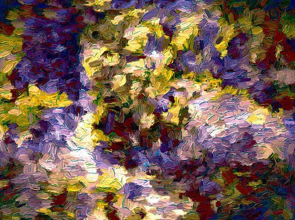 Digital Art - Abstract Series 10 by Carlos Diaz