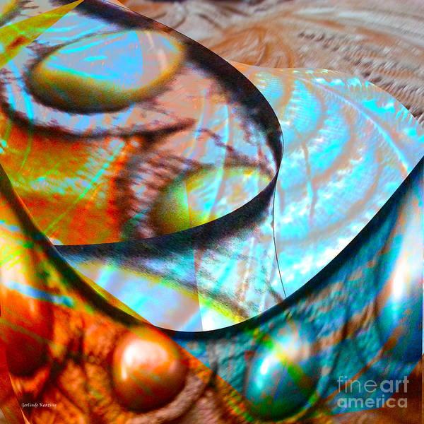 Digital Art - Abstract 1013 by Gerlinde Keating - Galleria GK Keating Associates Inc