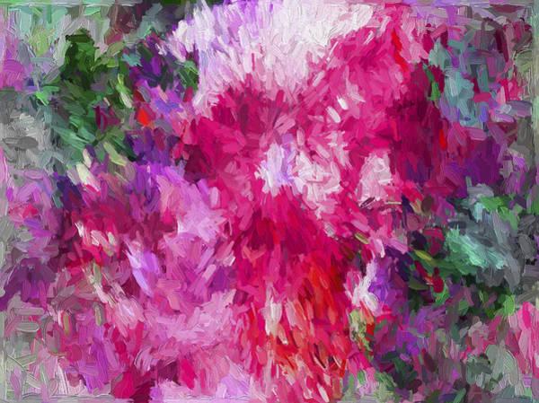 Digital Art - Abstract Series 17 by Carlos Diaz