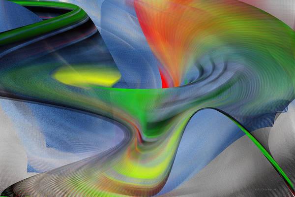 Digital Art - Abstract 1944 by rd Erickson