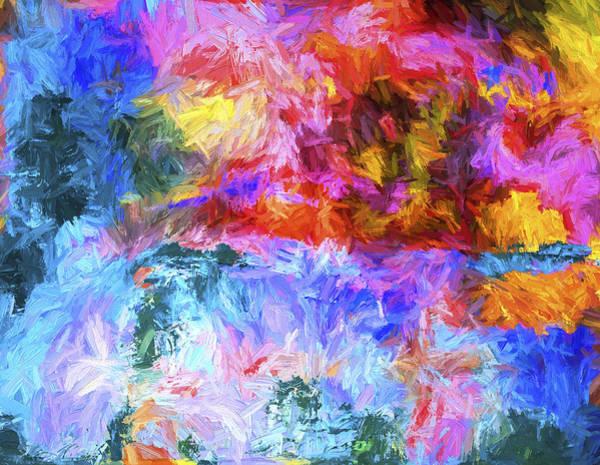 Digital Art - Abstract Series 20 by Carlos Diaz