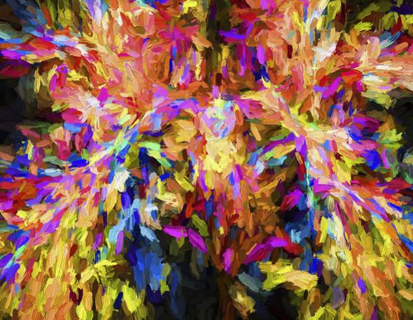 Digital Art - Abstract Series 21 by Carlos Diaz