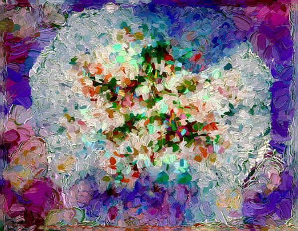 Digital Art - Abstract Series 24 by Carlos Diaz