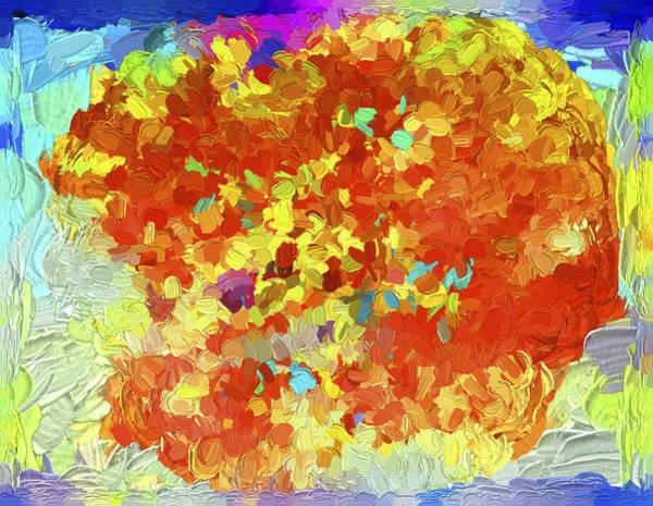 Digital Art - Abstract Series 25 by Carlos Diaz