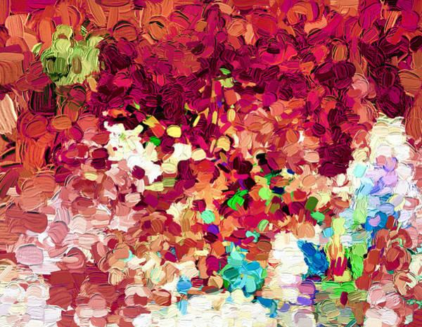 Digital Art - Abstract Series 26 by Carlos Diaz