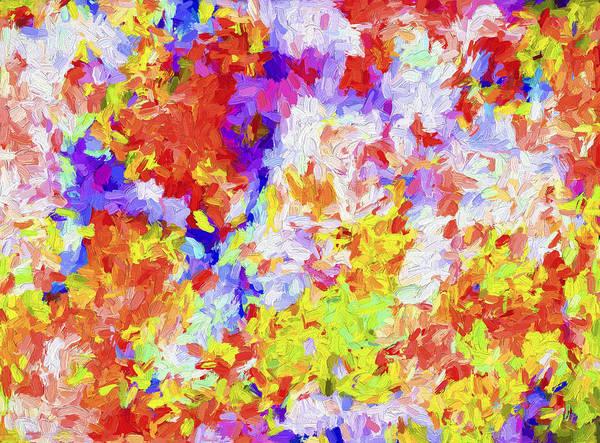 Digital Art - Abstract Series 27 by Carlos Diaz