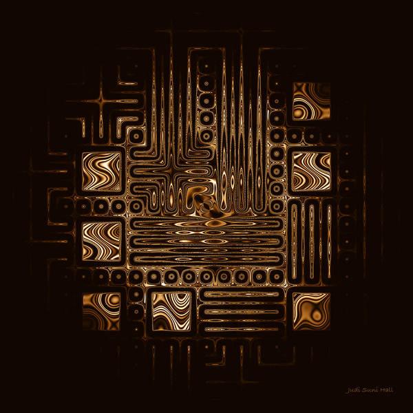 Digital Art - Abstract 326 by Judi Suni Hall