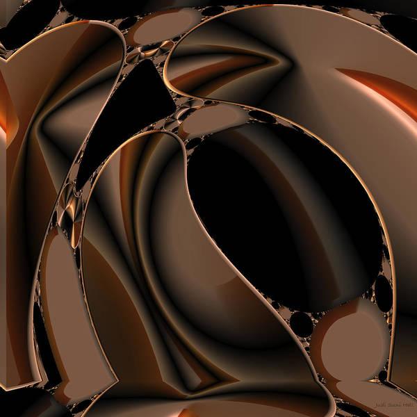 Digital Art - Abstract 339 by Judi Suni Hall