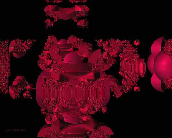 Digital Art - Abstract 352 by Judi Suni Hall