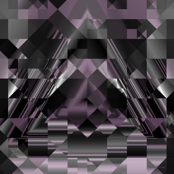 Digital Art - Abstract 381 by Judi Suni Hall