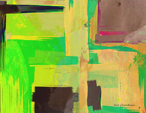 Digital Art - Abstract 9 by Kae Cheatham