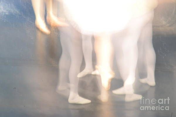 Photograph - Abstract Ballet by Randy J Heath