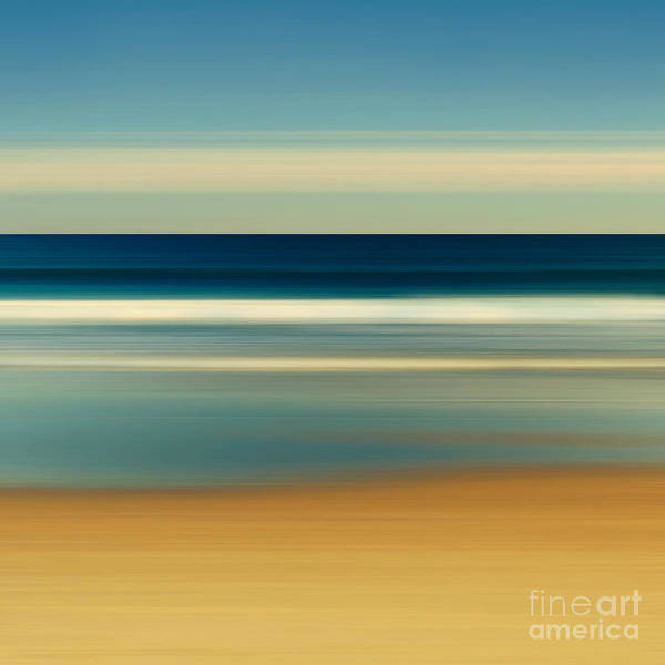 Wall Art - Photograph - Abstract Beach Day by Katherine Gendreau