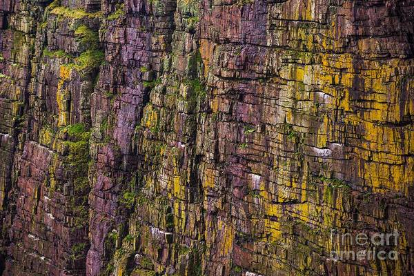 Wall Art - Photograph - Abstract Cliffs by Maciej Markiewicz