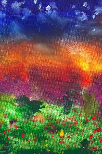 Photograph - Abstract - Crayon - Utopia by Mike Savad