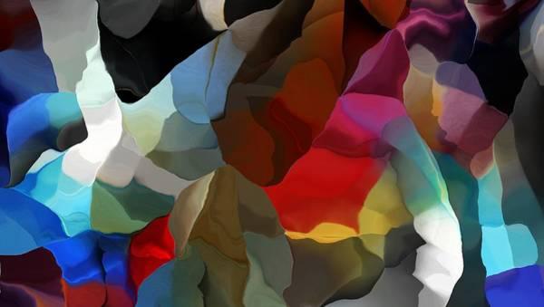 Wall Art - Digital Art - Abstract Distraction by David Lane