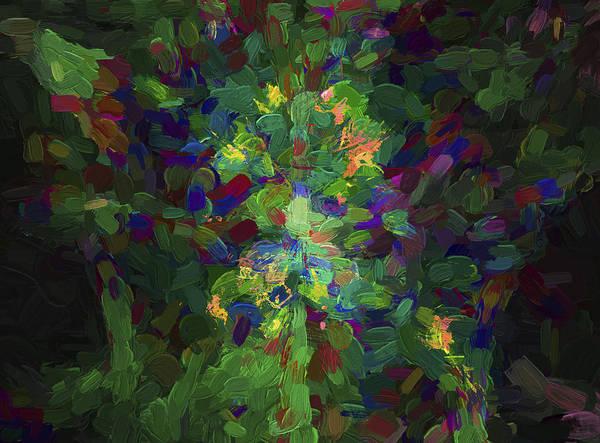 Digital Art - Abstract Series Ex1 by Carlos Diaz