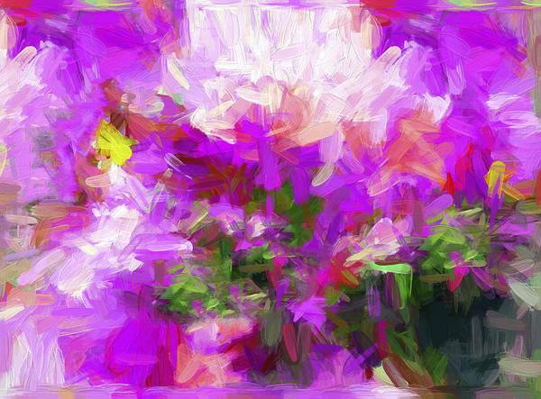 Digital Art - Abstract Ex3 by Carlos Diaz