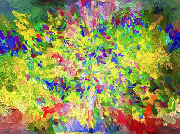 Digital Art - Abstract Ex5 by Carlos Diaz