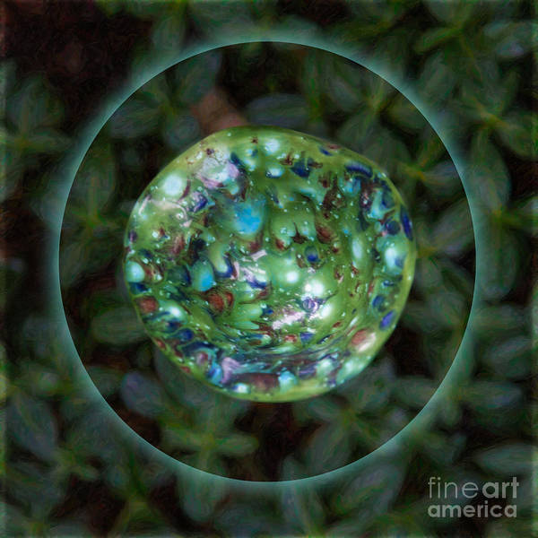 Photograph - Abstract Fairy House Garden Art By Omaste Witkowski Owfotografik by Omaste Witkowski