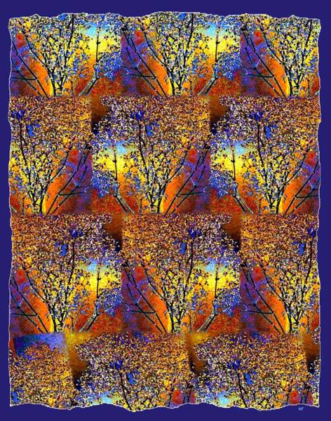 Amalgamation Digital Art - Abstract Fusion 142  by Will Borden