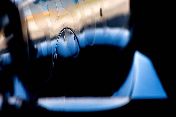 Kimberley Airport Photograph - Abstract II by Paul Job