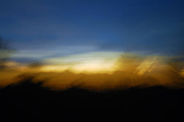 Photograph - Abstract Landscape by Larah McElroy