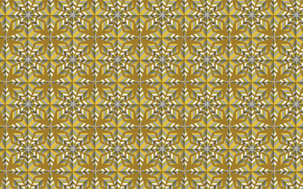 Wall Art - Photograph - Abstract Mosaic Tile Background Pattern by Ikon Images