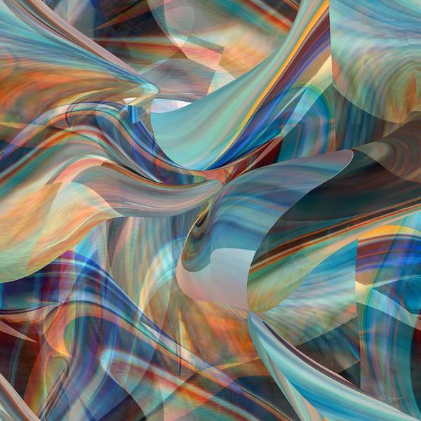 Digital Art - Pastel Soft - 002 by rd Erickson