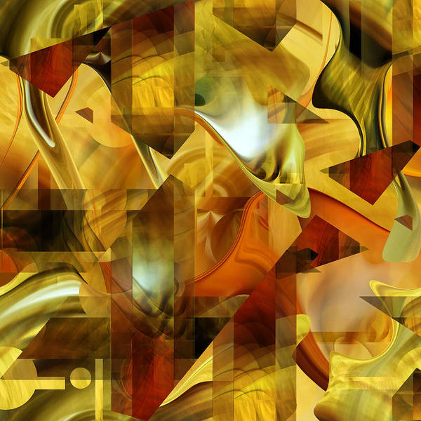 Digital Art - Abstract Number 011 by rd Erickson
