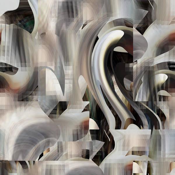 Digital Art - Triumphant - .81 by rd Erickson