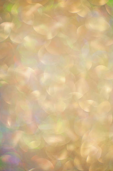 Luxury Photograph - Abstract Pearl Light Pattern by Brian Stablyk