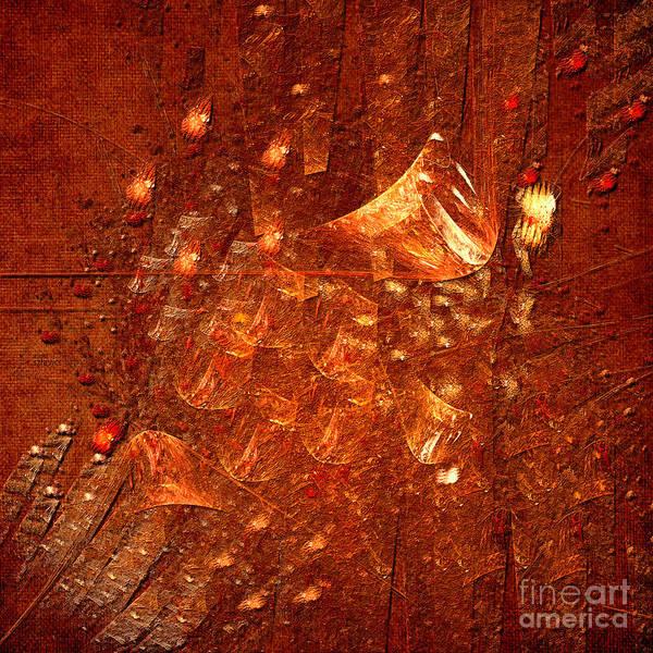 Digital Art - Abstract Power by Alexa Szlavics