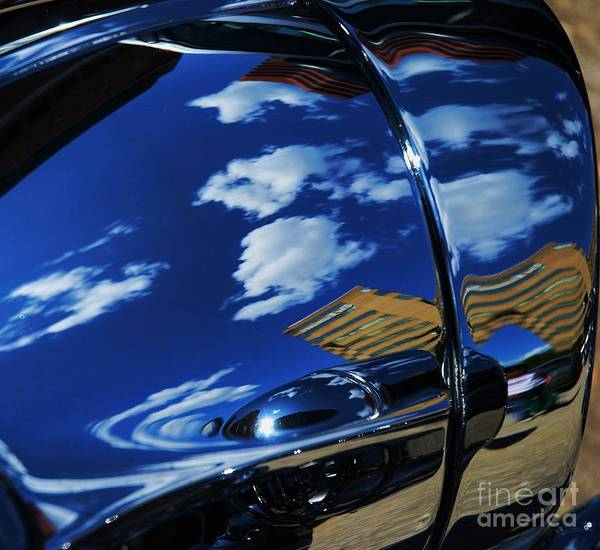 Wall Art - Photograph - Abstract Reflections In Baltimore # 2 by Marcus Dagan