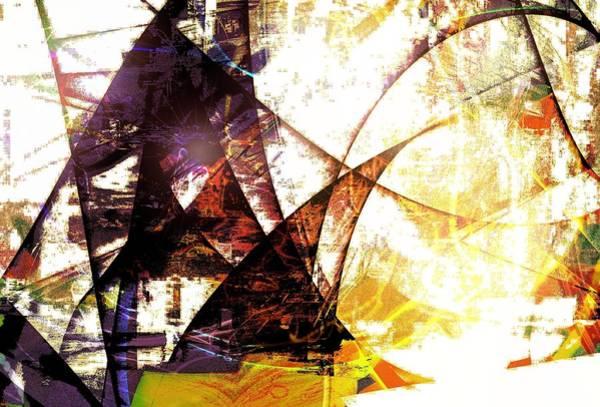 Digital Art - Abstract Summer by Art Di