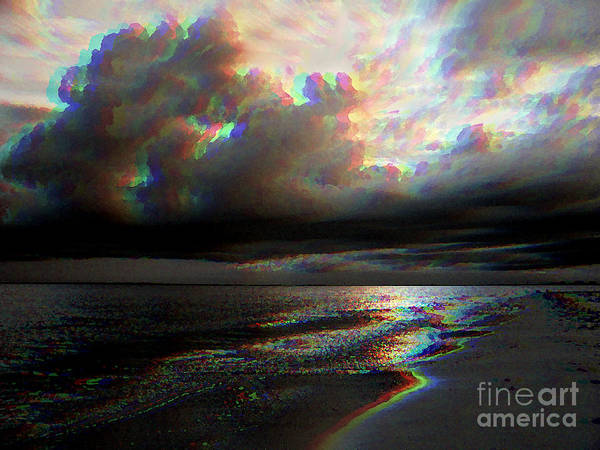 Photograph - Abstract Sunrise by Jeff Breiman