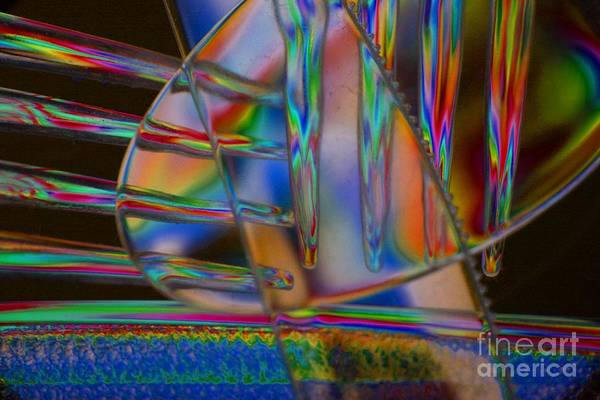 Photograph - Abstraction In Color 1 by Crystal Nederman