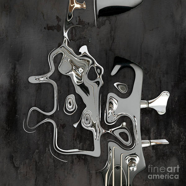 Variance Collection Digital Art - Abstrait En Fa Majeur - S01t01 by Variance Collections