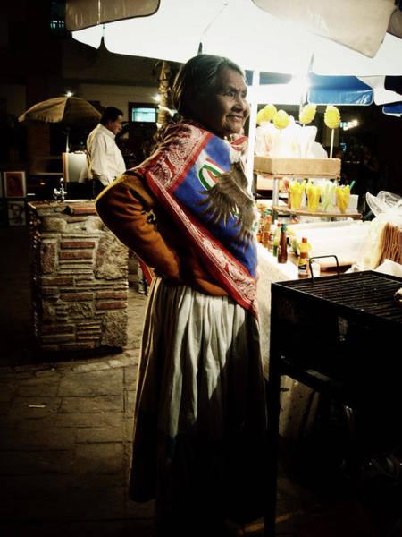 Photograph - Abuelita by Natasha Marco