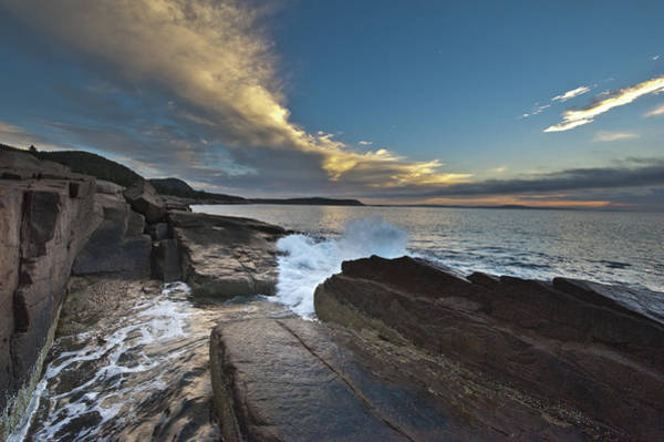 Photograph - Acadia Sunrise by Rick Hartigan